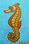 Fish_ Sea Horse Horatio © Pepponi Art