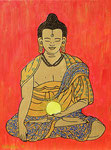 Special Order_ Asia_Buddha © Pepponi Art