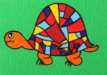 Art Card_Anton the Tortoise © Pepponi Art