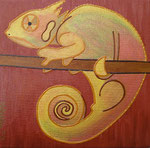 Chameleon Wally © Pepponi Art