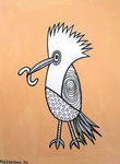 Birds_Hoopoe © Pepponi Art
