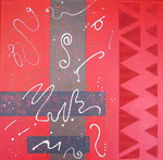 Abstract_ Red Ideal © Pepponi Art