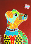 Special Order_ Dog_ Douglas @ Pepponi Art