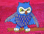 Owl_ Election Campaign © Pepponi Art