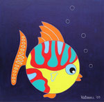 Fish_ Little Lovely © Pepponi Art