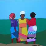 Africa_ Gossip © Pepponi Art