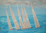 Collage_ Sailing to new shores © Pepponi Art