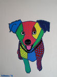 Special Order_ Dog_ Rebea @ Pepponi Art
