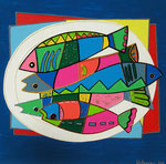 Fish_ Endangered Species © Pepponi Art