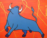 Europe_Spain_Elegido - Anti El Toro de la Vega © Pepponi Art