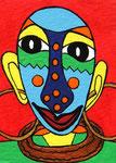 Art Card_African Mama © Pepponi Art