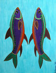 Fish_ Two © Pepponi Art