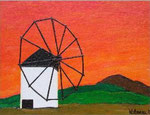 Europe_Spain_Mallorquin Windmill 1 © Pepponi Art