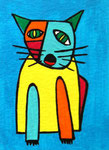 Art Card_Kitty Mony © Pepponi Art