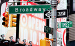 Impressions_ USA_ NYC Broadway Sign © Pepponi