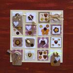 Collage_ Inchie Collage Chocolate © Pepponi Art