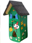Sculpture_Birdhouse_Erika © Pepponi Art