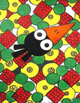 Birds_Crow in springtime I © Pepponi Art