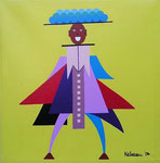 Africa_ African Witchcraft Dealer © Pepponi Art