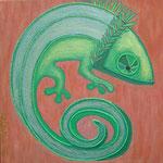 Chameleon Oscar © Pepponi Art