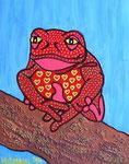 Frog Frodo © Pepponi Art