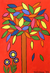 Nature & Flowers_ Tree © Pepponi Art