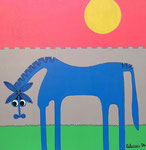 Horse at Day © Pepponi Art