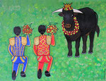 Special Order_ Europe_Spain_Apologies to the Bull I © Pepponi Art
