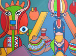 Africa_ Motifs © Pepponi Art