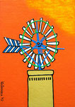 Europe_Spain_Mallorquin Windmill 2 © Pepponi Art