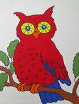 Owl_ Carla  © Pepponi Art