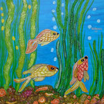 Fish_ Aquarium © Pepponi Art