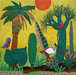 Africa_ Another Garden of Eden © Pepponi Art