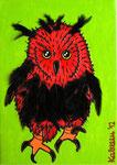 Owl_ Tyson  © Pepponi Art