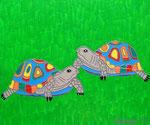 Special Order_ Tortoise Bobby and Heidi @ Pepponi Art