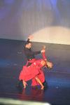 Tanzshow Theater Akzent 2006 Latin Show