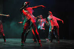 Tanzshow Theater Akzent 2014 Michael Jackson Show Thriller