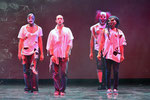 Tanzshow Theater Akzent 2014 Michael Jackson Show Thriler