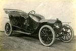 Austro Daimler Prinz Heinrich Wagen, gebaut  1909