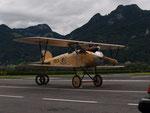 Oeffag Albatros D III 1918, Nachbau v Hrn. Koloman Mayrhofer Fa Craftlab Wien