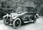 Austro Daimler 60HP Spezialausführung gebaut für  für seine Majestät Kaiser Franz Josef I ,  1912.