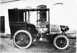 Österreichischer Daimler Motoren Gesellschaft, 9HP Paul Damler Wagen, gebaut um1903