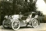 Österreichischer Daimler Motoren Gesellschaft,  20HP Mercedes Type,  1901.