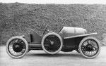 Austro Daimler Type SASCHA Rennwagen ADSR, gebaut 1922