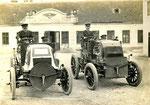 Österreichischer Daimler Motoren Gesellschaft Phoenix Typen ca 1900