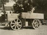 Austro Daimler Zugwagen M. 17 Goliath, gebaut ab 1917.
