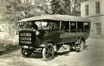 Austro Daimler Elektroomnibus etwa 1920