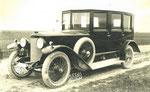 Austro Daimler AD 6/17 Innenlenker OeFFAG, gebaut ab 1921