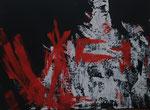 Dynamik - Acryl 80 x 60 € 120