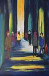 Kaufhof - Acryl 60 x 80 = € 180